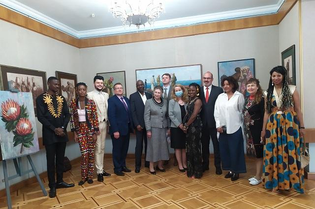 В Україні тривають заходи з нагоди Міжнародного дня Африки